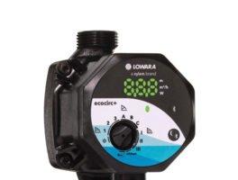 H σειρά ecocirc+ της Lowara θέτει νέα όρια στην αγορά των κυκλοφορητών υψηλής απόδοσης