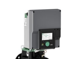 Wilo-Stratos GIGA 2.0-I/-D: Η έξυπνη αντλία ξηρού ρότορα υπέρ-υψηλής απόδοσης
