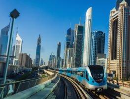 Αντλίες για το φουτουριστικό μετρό στο Ντουμπάι από την Wilo