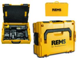 REMS: Aνθεκτικές, στιβαρές μεταλλικές κασετίνες μεταφοράς εργαλείων