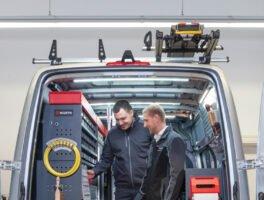 WÜRTH: ORSY®mobil για ιδανικές συνθήκες λειτουργικότητας, αποτελεσματικότητας και ασφάλειας
