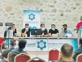 Με ικανοποιητική συμμετοχή συναδέλφων πραγματοποιήθηκε στις 9 Ιουνίου η γ.σ. του Σωματείου Υδραυλικών Ν. Ηρακλείου