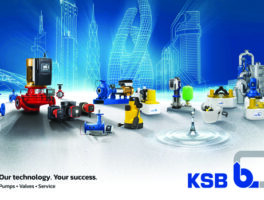 Η K Pumps επίσημος διανομέας της KSB Pumps & Valves για Ελλάδα και Κύπρο